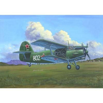Maquette avion: Antonov AN-2/AN-2CX - Hobbyboss-81705