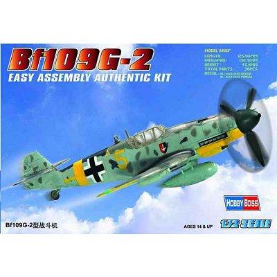 Maquette avion: Messerschmitt BF 109G-2 - Hobbyboss-80223