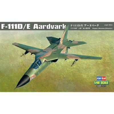 Maquette avion: F-111D/E Aardvark - Hobbyboss-80350
