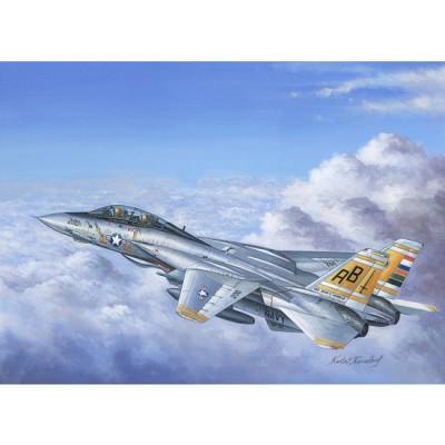 Maquette avion: F-14A Tomcat - Hobbyboss-80366