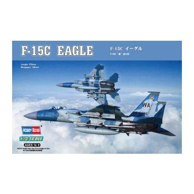 Maquette avion:  F-15C Eagle  - Hobbyboss-80270