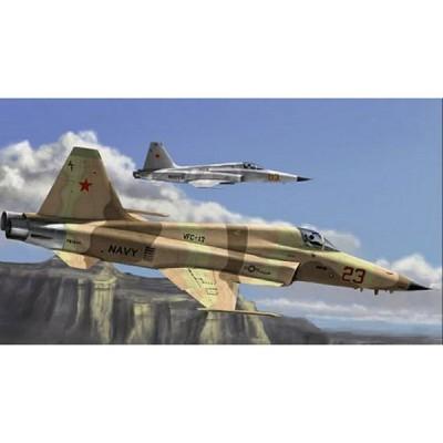 Maquette avion: F-5E Tiger II Fighter - Hobbyboss-80207