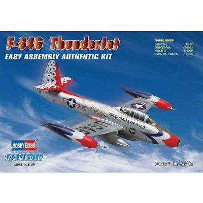 Maquette avion: F-84 G ThunderJet - Hobbyboss-80247