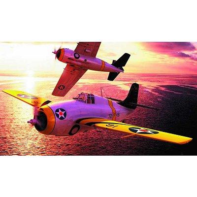 Maquette avion: F4F-3 Wildcat (Early) - Hobbyboss-80326