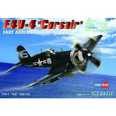 Maquette avion: F4U-4 Corsair - Hobbyboss-80218