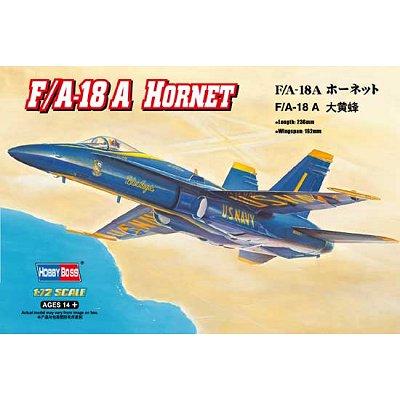 Maquette avion: F/A 18-A Hornet US NAVY - Hobbyboss-80268