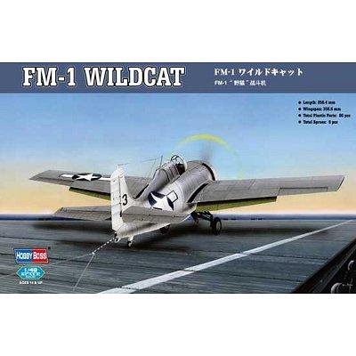 Maquette avion: FM-1 Wildcat 3 - Hobbyboss-80329