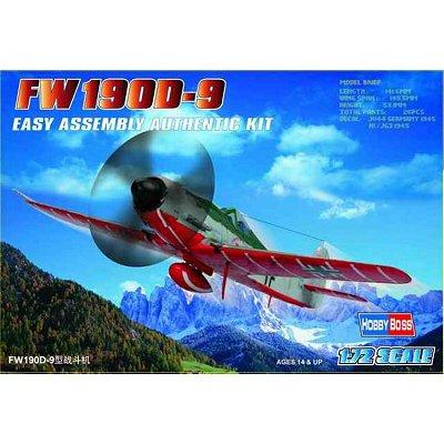 Maquette avion: Focke Wulf FW-190 D-9 - Hobbyboss-80228