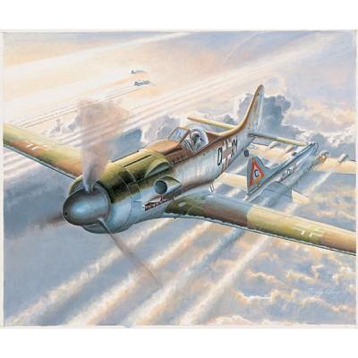 Maquette avion: FW Ta 152 C-0 - Hobbyboss-81701