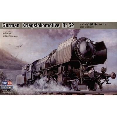 Maquette locomotive: German Kriegslokomotive BR-52 - Hobbyboss-82901