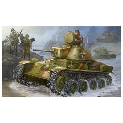 Maquette Char: Hungarian 38M Toldi - Hobbyboss-82477