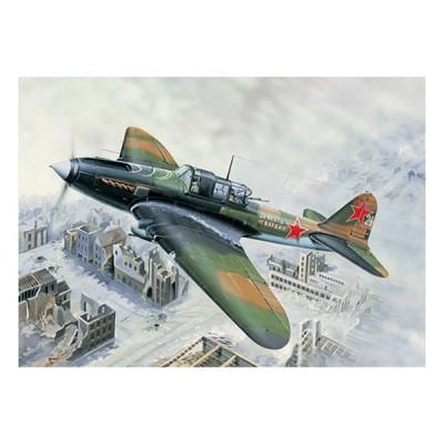 Maquette avion: IL-2M Stormovik - Hobbyboss-83203