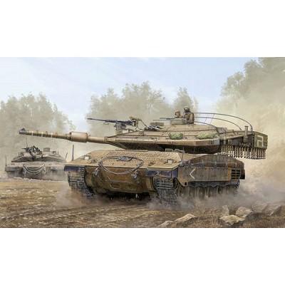 Maquette Char: Israeli Merkava Mk IV - Hobbyboss-82429