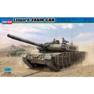 Maquette Char: Leopard 2A6M CAN - Hobbyboss-82458