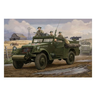 Maquette M3 A1 Scout Early Version - Hobbyboss-82451