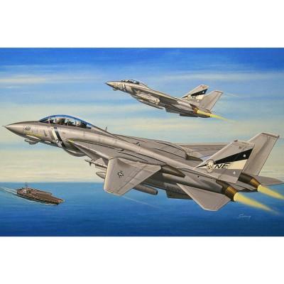 Maquette avion:  F-14D Super Tomcat - Hobbyboss-80278