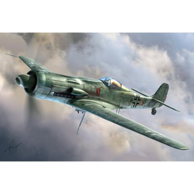 Maquette avion : Ta 152 C-1/R14 - Hobbyboss-81703