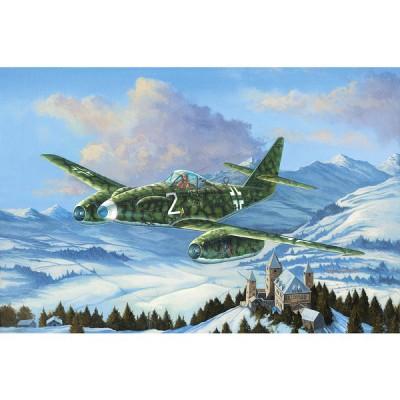 Maquette avion: Messerschmitt 262 A-1a/U3 - Hobbyboss-80371