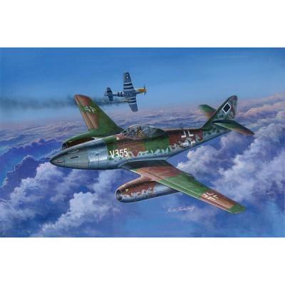 Maquette avion: Messerschmitt Me 262 A-1a/U5 - Hobbyboss-80373