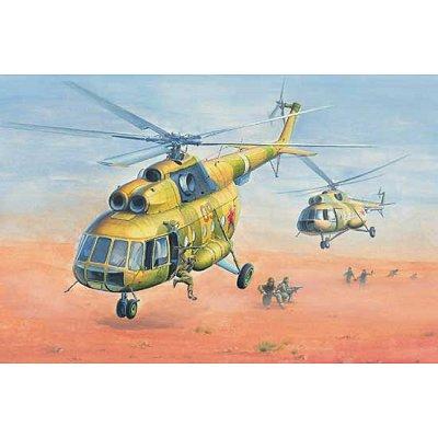 Maquette hélicoptère: Mi-8T- HIP-C - Hobbyboss-87221