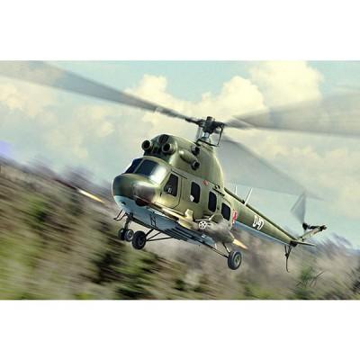 Maquette hélicoptère: Mil mi-2URN Hoplite - Hobbyboss-87243