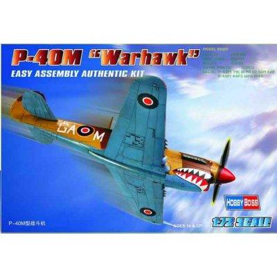 Maquette avion: P-40 M Warhawk - Hobbyboss-80251
