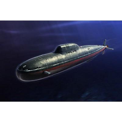 Maquette sous-marin: Russian Alfa Class SSN - Hobbyboss-83528