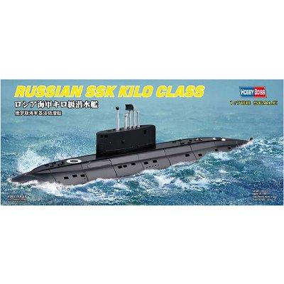 Maquette sous-marin: Russian Navy Kilo Class - Hobbyboss-87002