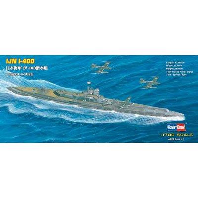 Maquette sous-marin japonais  IJN I-400 - Hobbyboss-87017