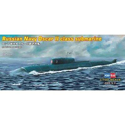 Maquette sous-marin: Russian Navy Oscar II Class - Hobbyboss-87021