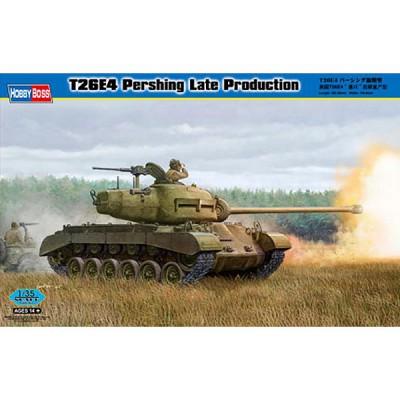 Maquette Char: T26E4 Pershing Late Prod - Hobbyboss-82428