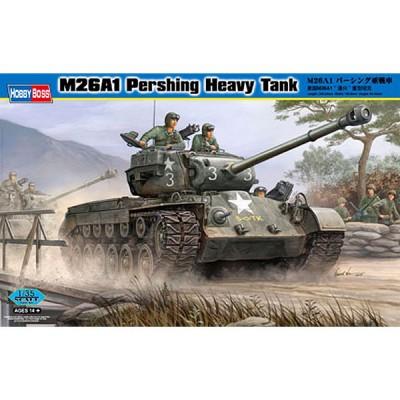 Maquette Char: T26E4 Super Pershing - Hobbyboss-82426