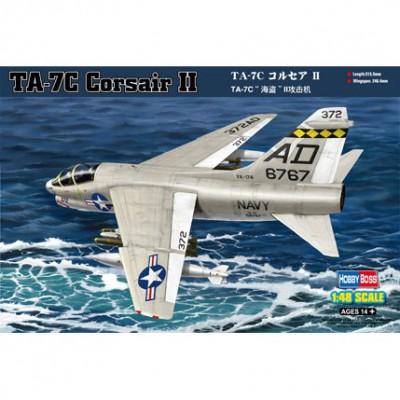 Maquette avion: TA-7C Corsair II - Hobbyboss-80346