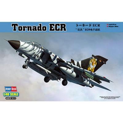 Maquette avion: Tornado ECR - Hobbyboss-80354