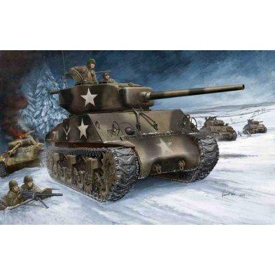 Maquette Char: US M4A 376 (W) Tank - Hobbyboss-84805
