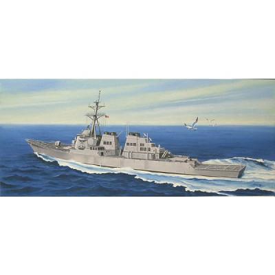 Maquette bateau: USS Arleigh Burke DDG-5 - Hobbyboss-83409