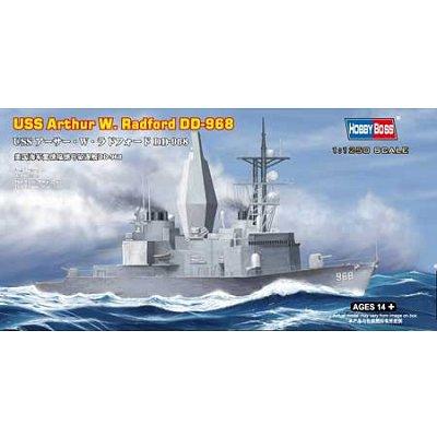 Maquette bateau: USS Arthur W. Radford - Hobbyboss-82505