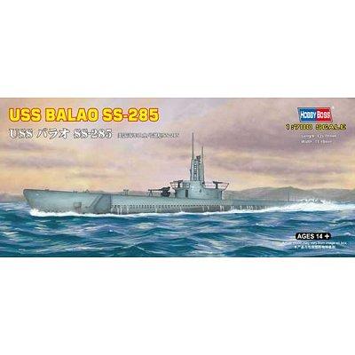 Maquette sous-marin: USS Balao US Navy SS-285 - Hobbyboss-87011
