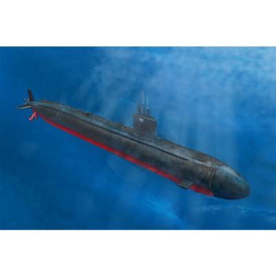 Maquette sous-marin: USS Los Angeles Class SSN-688/VLS/688I: 3 en 1 - Hobbyboss-83530