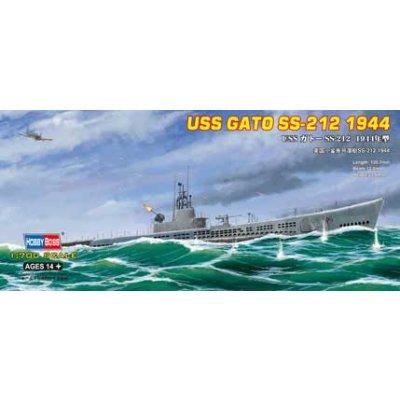 Maquette bateau: USS SS-212 GATO 1944  - Hobbyboss-87013