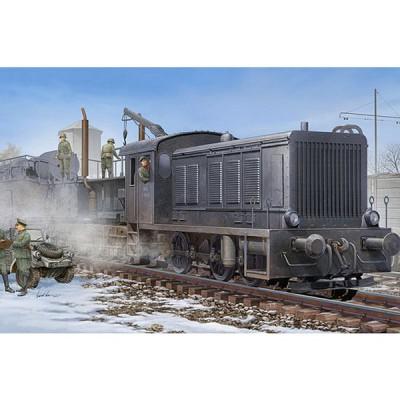 Maquette train: WR360 C12 Locomotive - Hobbyboss-82913