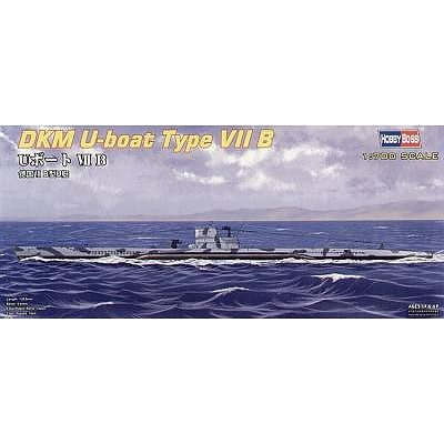 Maquette sous-marin allemand U-Boat TYPE VII B - Hobbyboss-87008