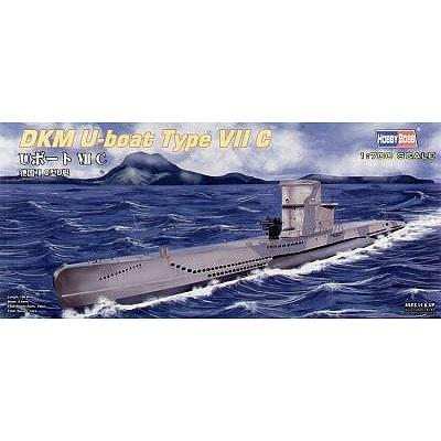 Maquette sous-marinallemand U-Boat Type VII C - Hobbyboss-87009