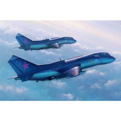 Maquette avion: Yak-38U Forger B - Hobbyboss-80363