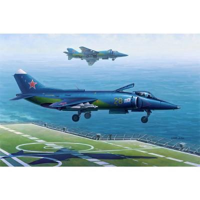 Maquette avion: Yak-38/Yak-38M Forger A - Hobbyboss-80362