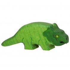 Figurine en bois Holztiger : Dinosaures : Protoceratops