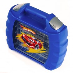 Mallette Hot Wheels pour collection de voitures