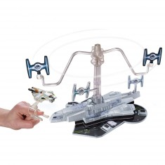 Station intergalactique Hot Wheels Star Wars : Rebels Transport Attack