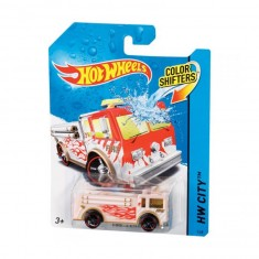 Voiture Hot Wheels : Colour Shifters : Fire-Eater