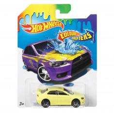 Voiture Hot Wheels : Colour Shifters : 2008 Mitsubishi